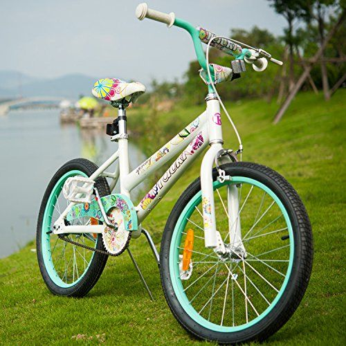 Special Offers - Tauki TM 20 inch Girl Bike Kid Bike Girl Birthday Gifts Mint Green - In stock & Free Shipping. You can save more money! Check It (April 05 2016 at 03:44AM) >> http://roadbikesusa.net/tauki-tm-20-inch-girl-bike-kid-bike-girl-birthday-gifts-mint-green/