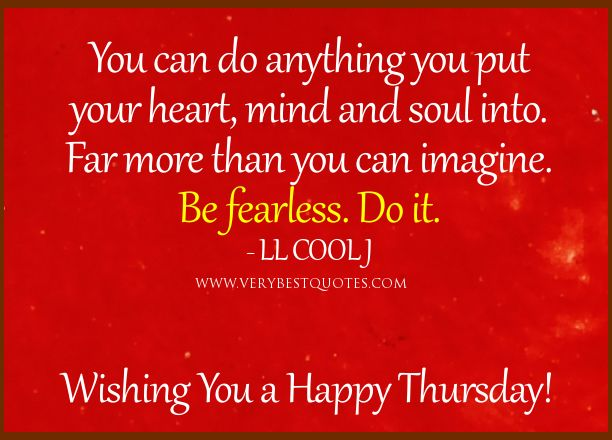 Thursday Morning Motivational Quotes. QuotesGram