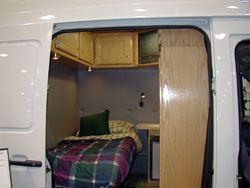 Sprinter Van Sleeper Conversions Living Large In A Van