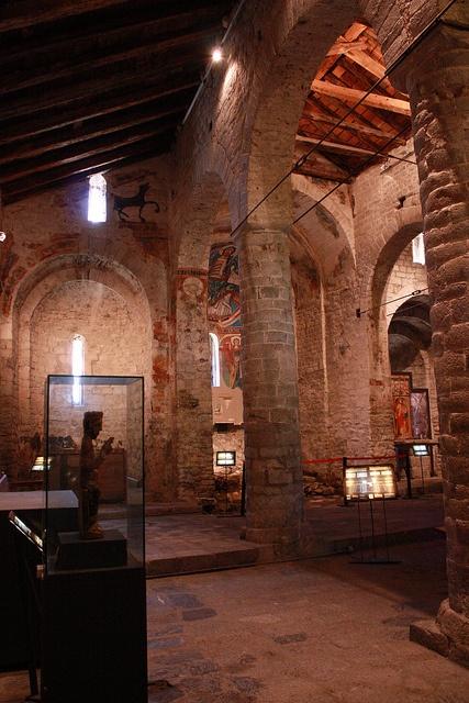 Vall de Boí: Sant Climent de Taüll by manelzaera, via Flickr