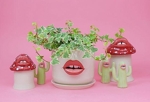 Home Female Alchemy Clay Crafts Air Dry Clay Art Diy Ceramic
