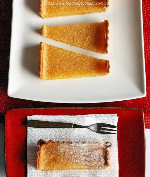 This #Thermomix #Lemon Tart looks just divine - #recipe
