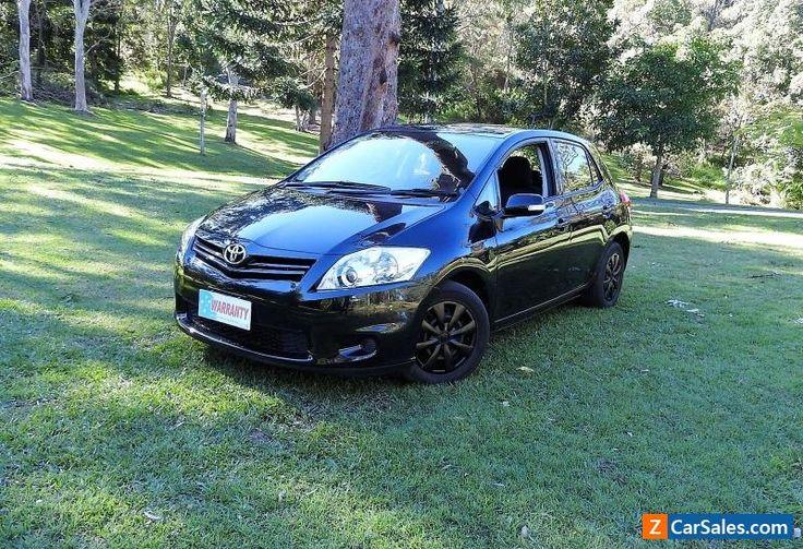 Toyota Corolla 2009 Auto yaris i20 i30 i40 mazda3 mazda2 focus fiesta golf echo #toyota #forsale #australia