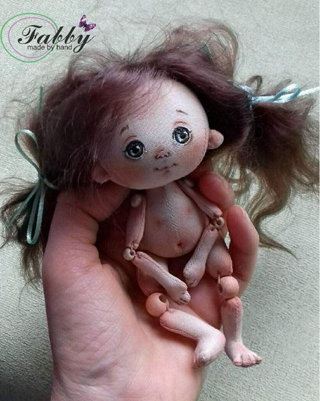 Автор/made by: @olesya2112 Куколка ручной работы. Doll handmade…