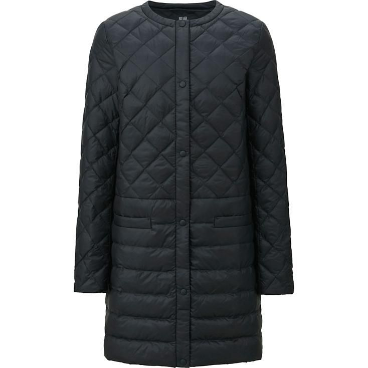 WOMEN ULTRA LIGHT DOWN COMPACT COAT - good going out coat?
