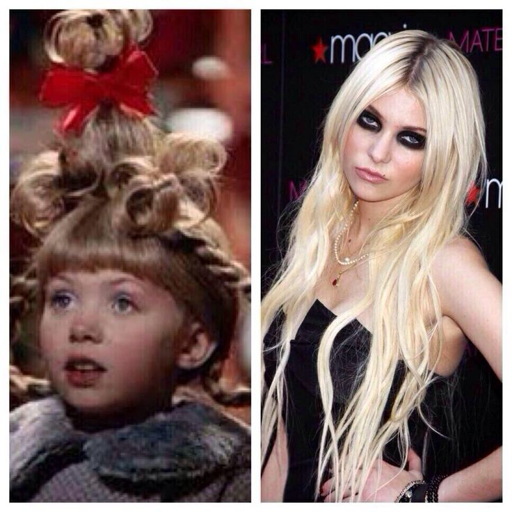 Cindy Loo Hoo then and now!