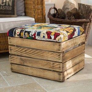 50 Ideas de muebles para tu hogar hechas con Pallet reciclado