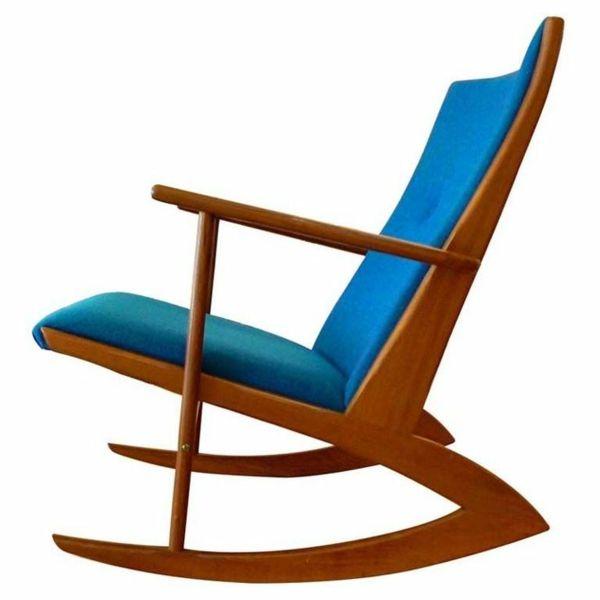 Skandinavisches Design Möbel Schaukelstuhl