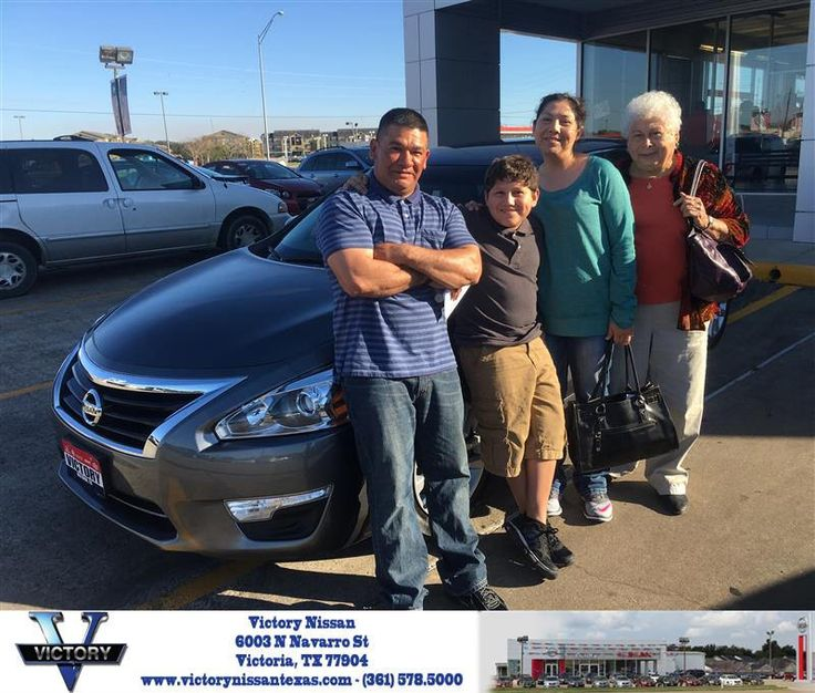 https://flic.kr/p/E4uLru | Congratulations Rosita on your #Nissan #Altima from Joseph Garrett at Victory Nissan! | deliverymaxx.com/DealerReviews.aspx?DealerCode=M707
