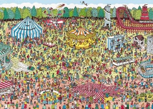 Waar is wally? - Plazilla.com