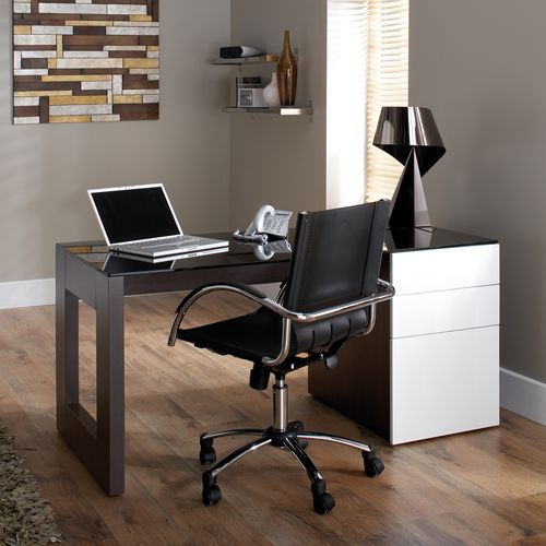64 best images about Home Office Computer Desks on Pinterest