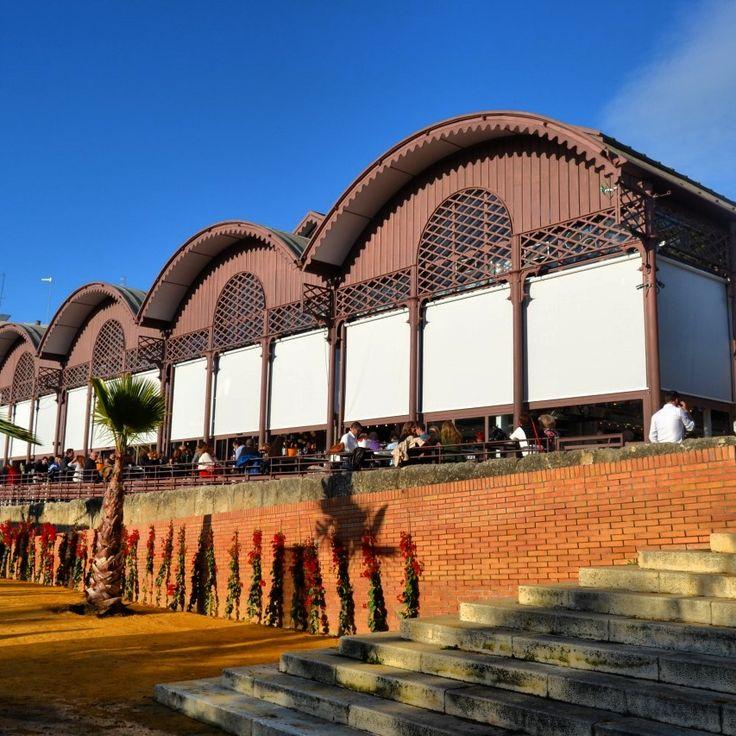 #Mercado #Gourmet Lonja del Barranco, #Sevilla. 💃💃💃