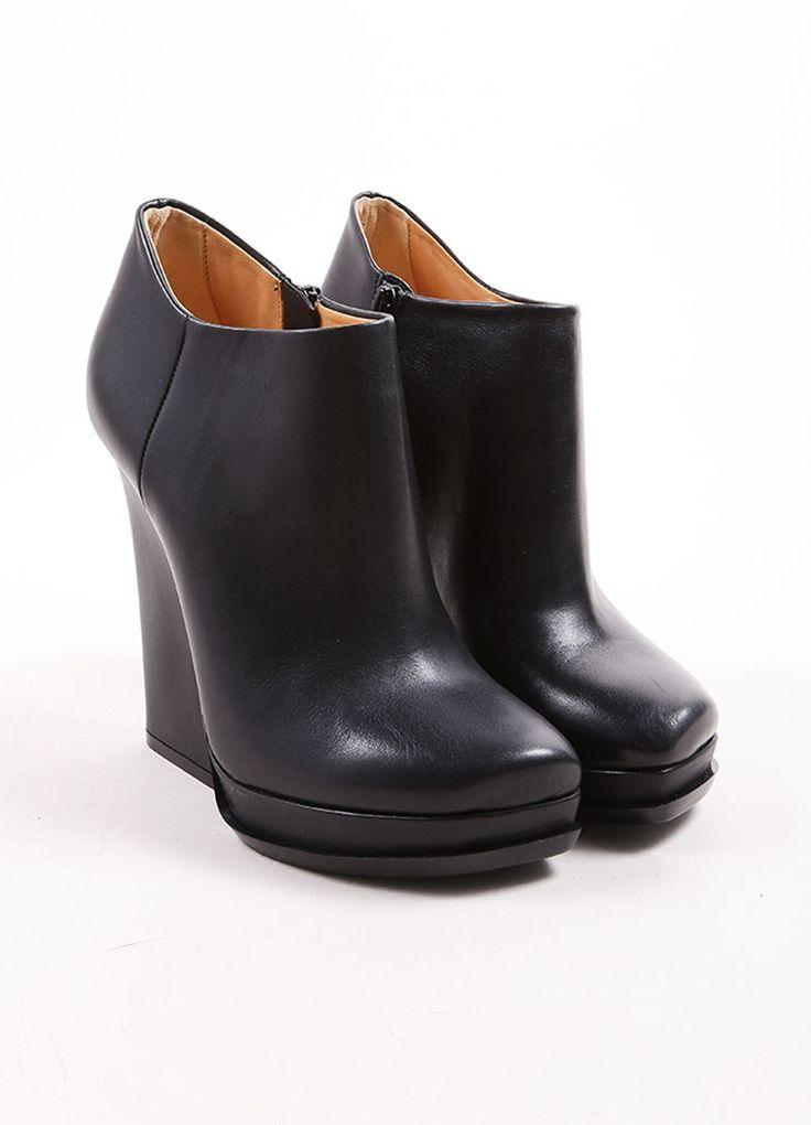 Best 25+ Platform ankle boots ideas on Pinterest   Chunky high ...