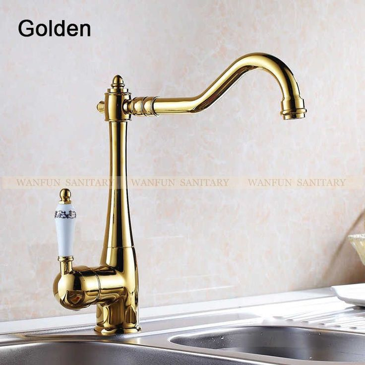 Bathroom Basin Faucet Chrome Polished Brass Swivel Ceramic Handle Kitchen Faucet/ Bathroom Basin Mixer Tap Faucet Hj-7801