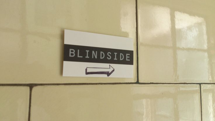 Blind side gallery this way please~