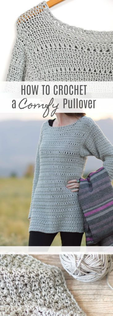 This sweater is so cute and the shaping is pretty easy! Love the stitch pattern….