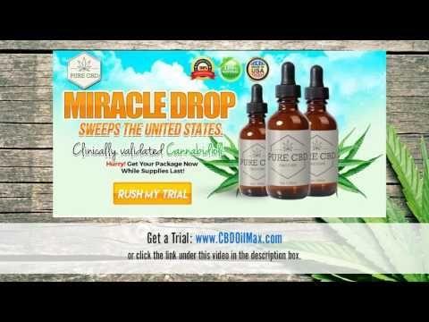 CBD Oil For Insomnia - Trial Pure CBD Oil