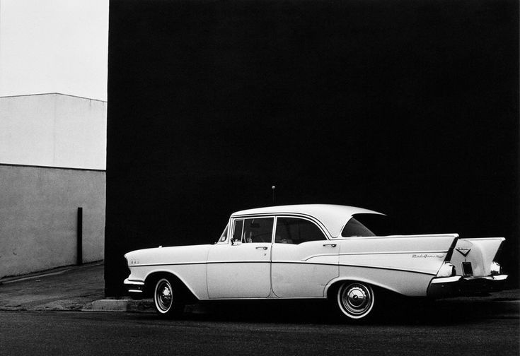 Lewis Baltz. Monterey 1967
