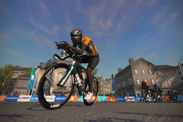 Zwift Walkthrough Guide Bike News Bike Road Bikes