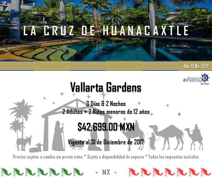 e-FUNPASS Año 13 No. 527 :) La Cruz de Huanacaxtle