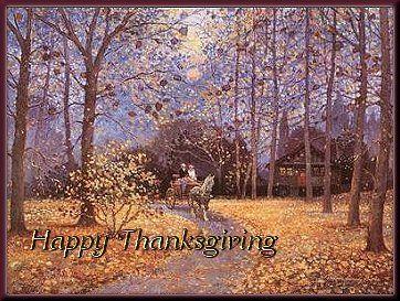 thomas kinkade thanksgiving wallpaper | Free Email Cards - Free Email Greeting Cards- Free Email Music ...