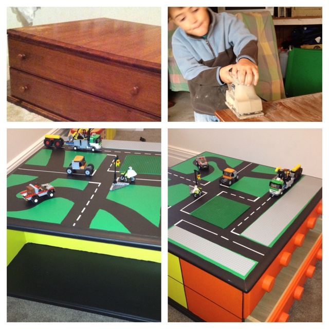 Build Your Own Coffee Table With Storage: 71 Best Images About Lego Tables On Pinterest