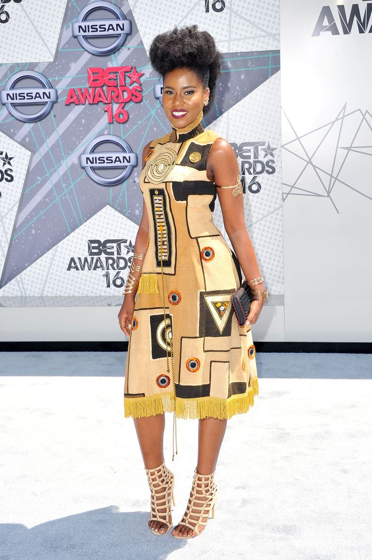 MzVee  (Photo by Allen Berezovsky/WireImage) via @AOL_Lifestyle Read more: http://m.aol.com/article/2016/06/26/2016-bet-award-red-carpet-arrivals-sizzle-with-scandalous-styles/21419386/?a_dgi=aolshare_pinterest#fullscreen