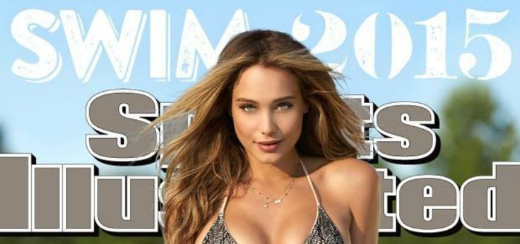 Something's Gotta Give with the Latest Sports Illustrated Swimsuit Issue Cover