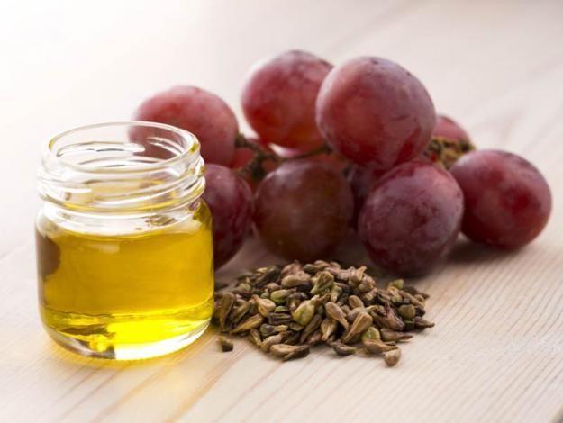 Remedios caseros para que crezca el pelo - #9 Aceite de semilla de uva