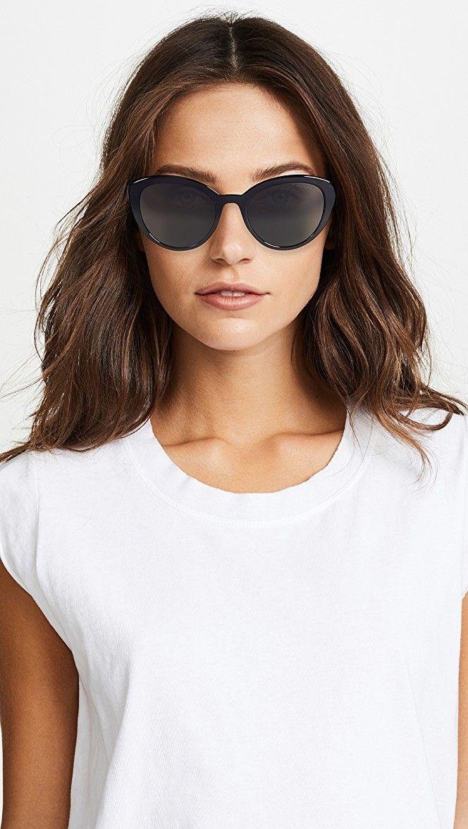 b4d8a72e3c1 PR 02VS Ultravox Cat Eye Sunglasses in 2019