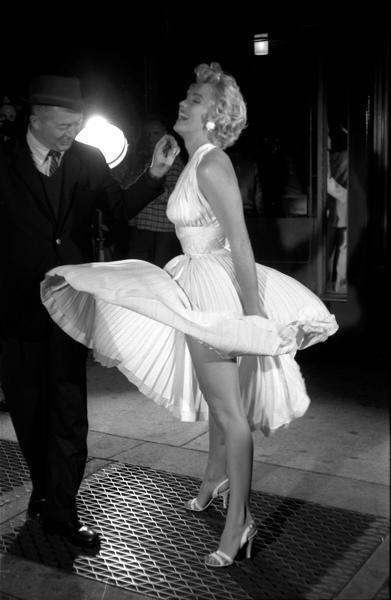 Marilyn Monroe: una diva in bianco e nero