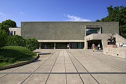 National Museum of western Art ( Designed by Le Corbusier ) / 国立西洋美術館 ( ル・コルビュジエ設計 )
