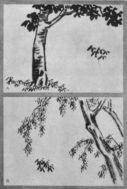 Heart Dot (a). Hitsu Ji Dot (b). Plate XXXVI.