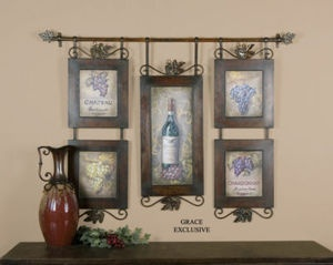I Love This Tuscan Vintage Wine Motif Part 94