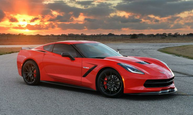 Hennessey HPE700 Twin Turbo Corvette photos, specs and price - Autoweek