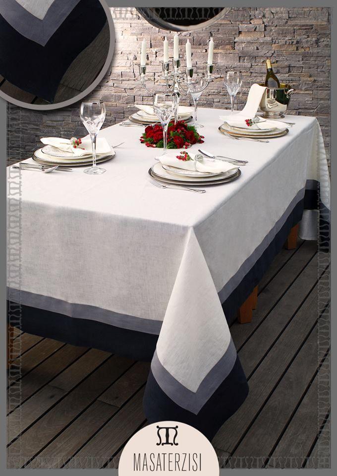 #Siyah ve #Beyaz Aşkına!!!  #MasaTerzisi #İletişim için; http://www.masaterzisi.com/iletisim
