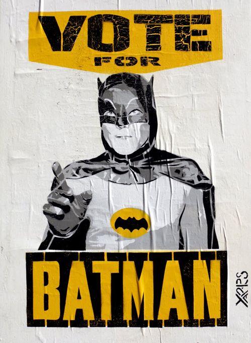 vote.Comics Book, Voteforbatmanjpg 250342, Batman Things, Adam West, Batman Blog, Things Batman, Voting Batman, Batman 66, Funny Batman