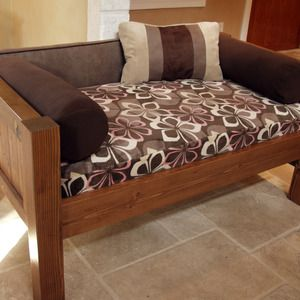 Petra's Dog Bed