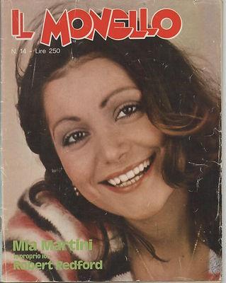 Il Monello: Mia Martini, Robert Redford, Eraldo Pecci etc.