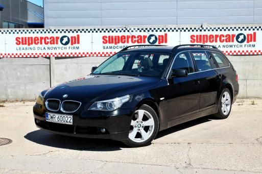 BMW 525d E61 • SPO Super Car