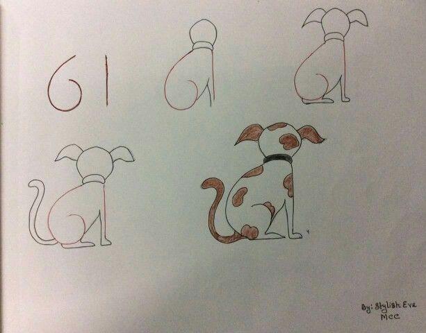 Kindvriendelijk tekenen met letters en cijfers