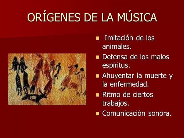 Cómo Era La Música En La Prehistoria Resumen Corto Musica Música Moderna Prehistoria