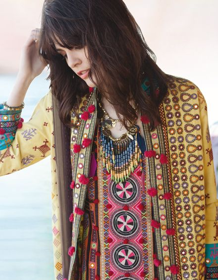Rapsodia Brazil - Magazine LOVE the hippie modern style