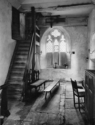 WHO? Edwin Smith  WHAT? Gelatin-silver print  WHY? To capture the feeling of the Church