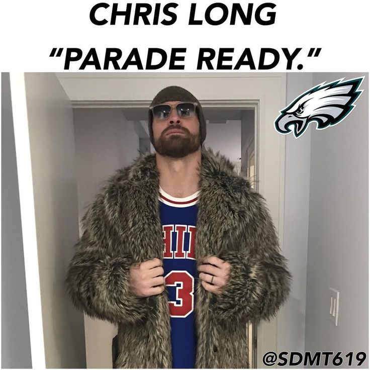 Chris Long is a LEGEND! #philadelphiaeagles #SUPERBOWL #champions #flyeaglesfly