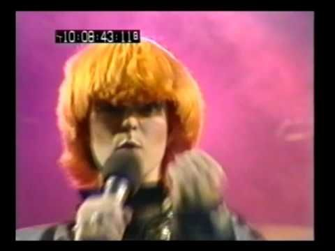 TOYAH - I WANT TO BE FREE - HD 1981 - YouTube