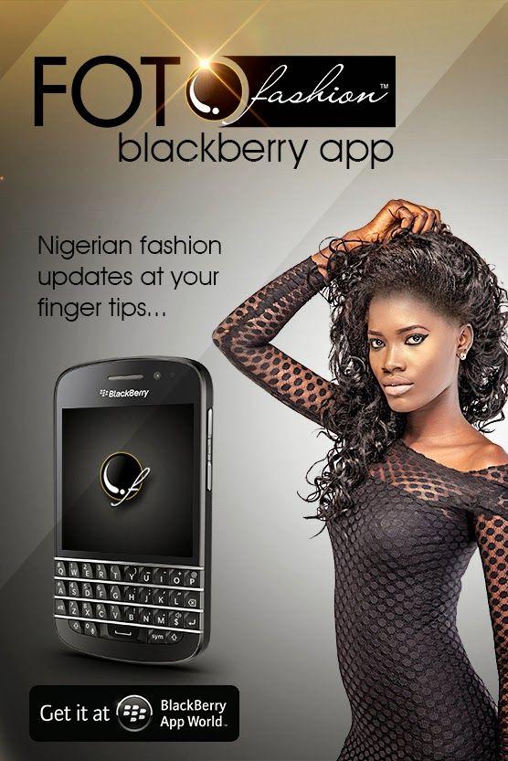 fotofashion : Press Release : Fotofashion9ja Launches Mobile App...