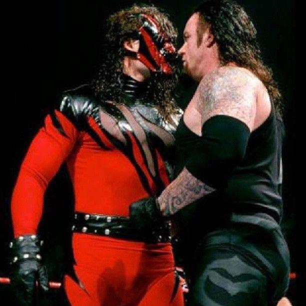 #wwe #wweraw #wwekane #wweundertaker #undertaker #kane #bod #undertaker #deadman #thebigredmonster Web Instagram User » Followgram