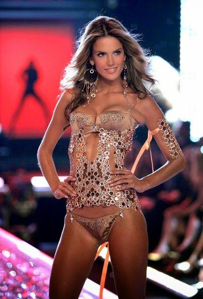 Setenay ile Moda&Güzellik: Victoria's Secret Modellerinin Egzersizleri