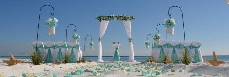 Affordable Florida Beach Wedding Packages/ Beach Weddings in Florida